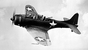 Douglass Dauntless SDB-3