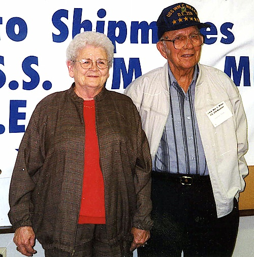 Irene and Charlie Sierp
